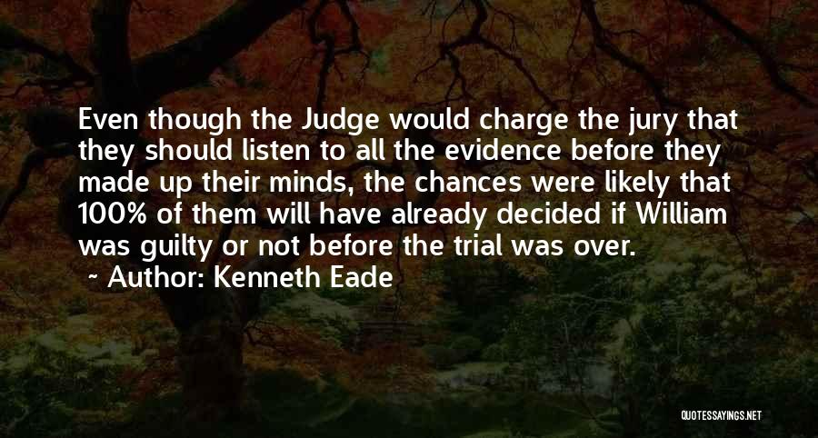 Making Decisions On Your Own Quotes By Kenneth Eade