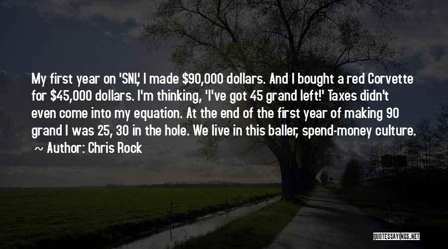 Making My Money Quotes By Chris Rock