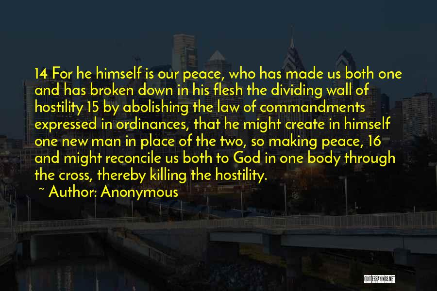 Making Peace With Past Quotes By Anonymous