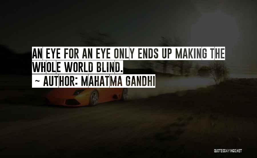 Making Peace With Past Quotes By Mahatma Gandhi