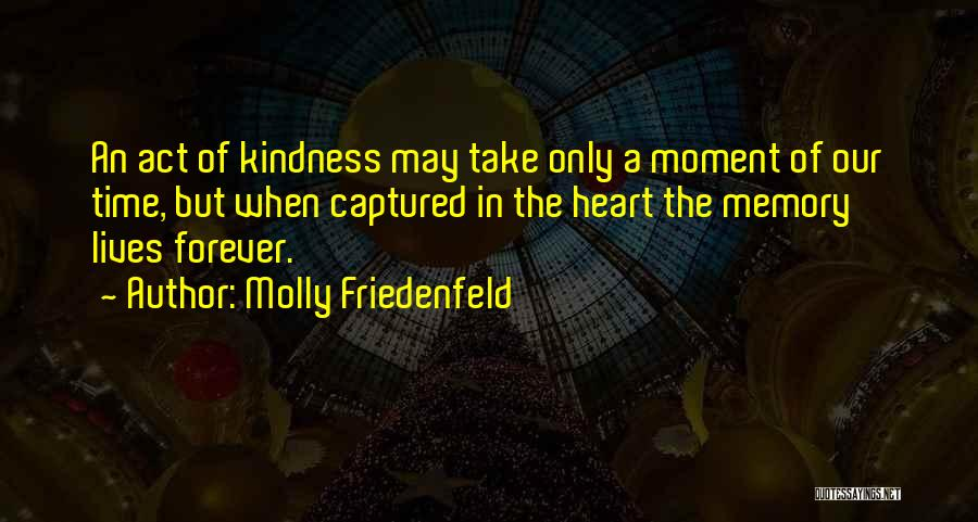 Making Peace With Past Quotes By Molly Friedenfeld