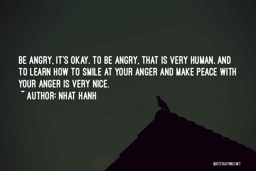 Making Peace With Past Quotes By Nhat Hanh