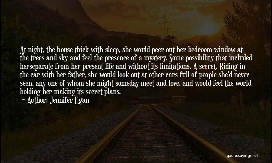Making Plans In Life Quotes By Jennifer Egan