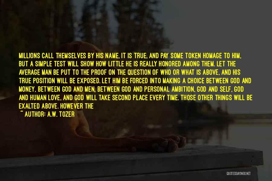 Making Things Simple Quotes By A.W. Tozer