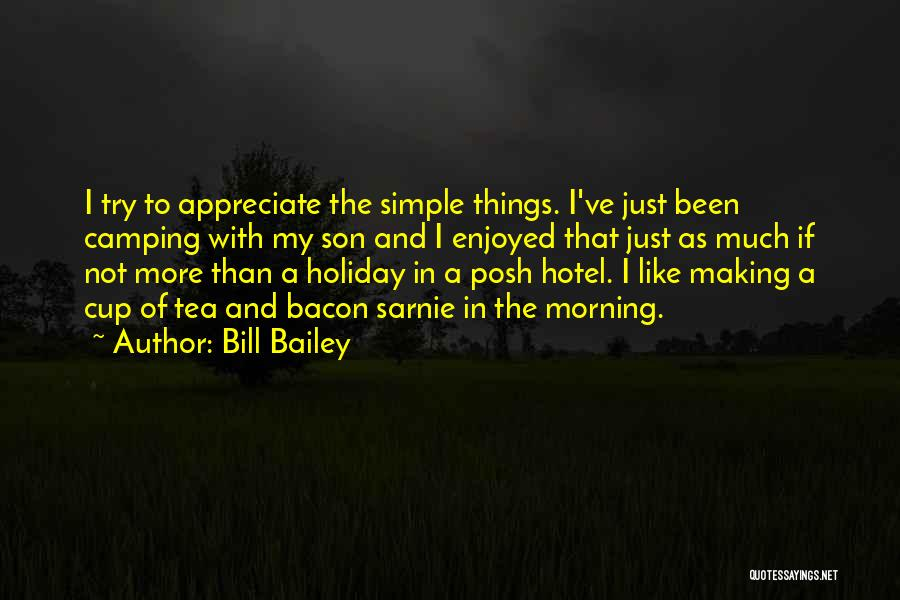 Making Things Simple Quotes By Bill Bailey