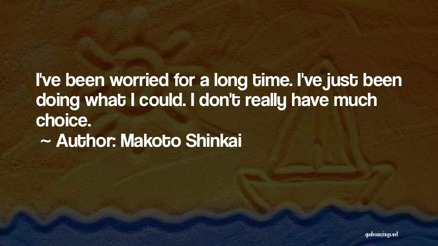 Makoto Shinkai Quotes 1232793