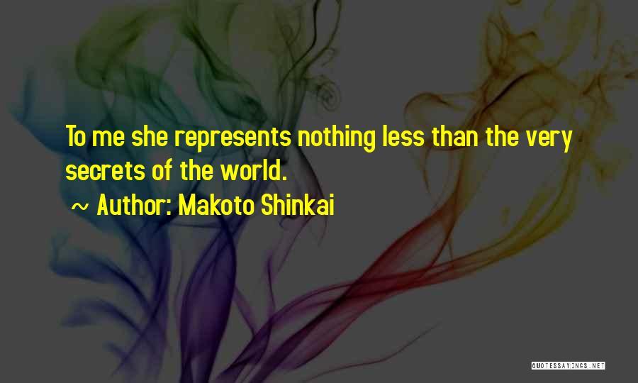 Makoto Shinkai Quotes 1773112