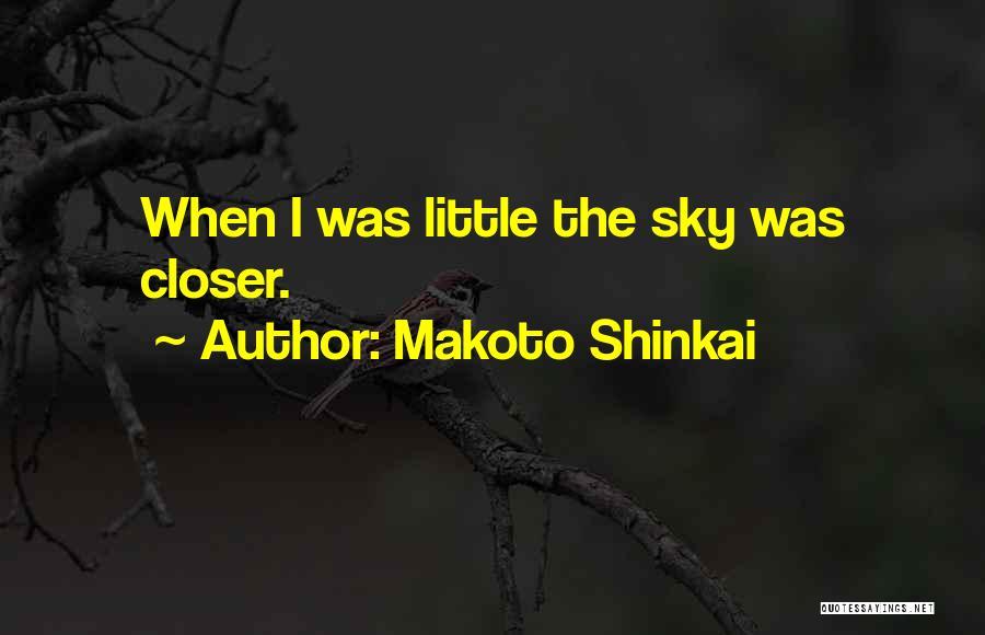 Makoto Shinkai Quotes 350452