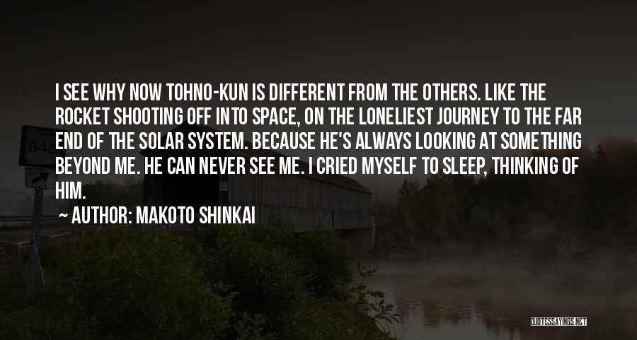 Makoto Shinkai Quotes 537217