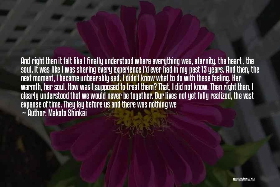 Makoto Shinkai Quotes 544461
