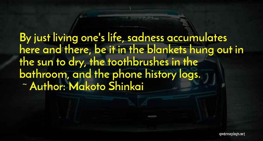 Makoto Shinkai Quotes 641790