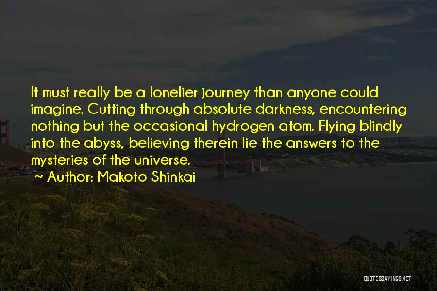 Makoto Shinkai Quotes 729250
