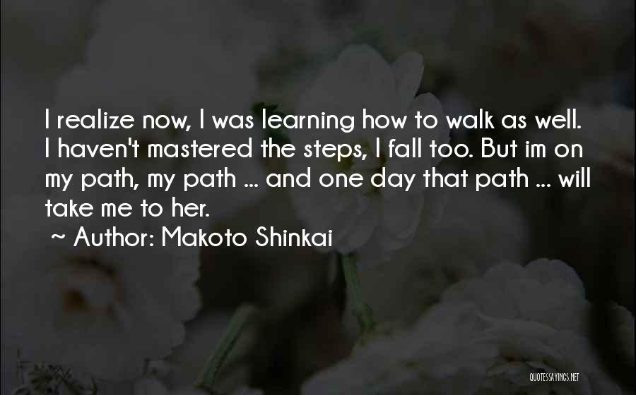 Makoto Shinkai Quotes 765005