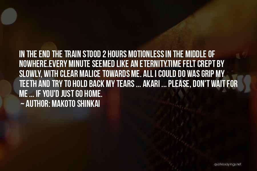 Makoto Shinkai Quotes 831277