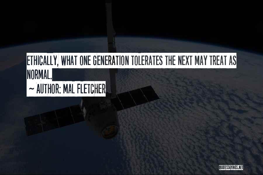 Mal Fletcher Quotes 246920