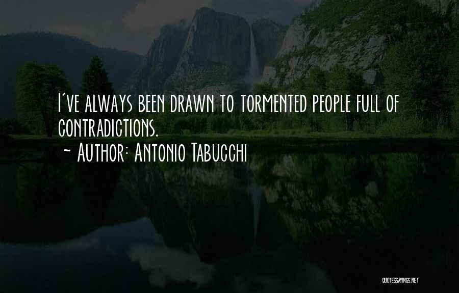 Maladjusted Quotes By Antonio Tabucchi