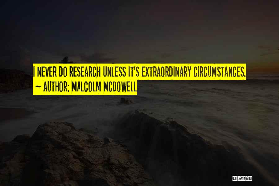 Malcolm McDowell Quotes 1732255