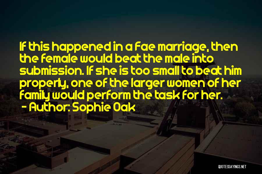 Male Female Funny Quotes By Sophie Oak