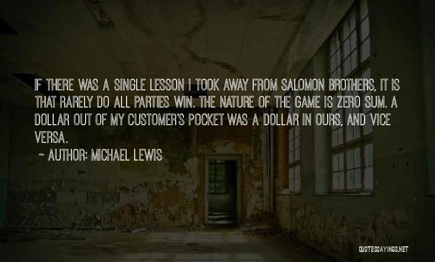 Mama Fratelli Quotes By Michael Lewis
