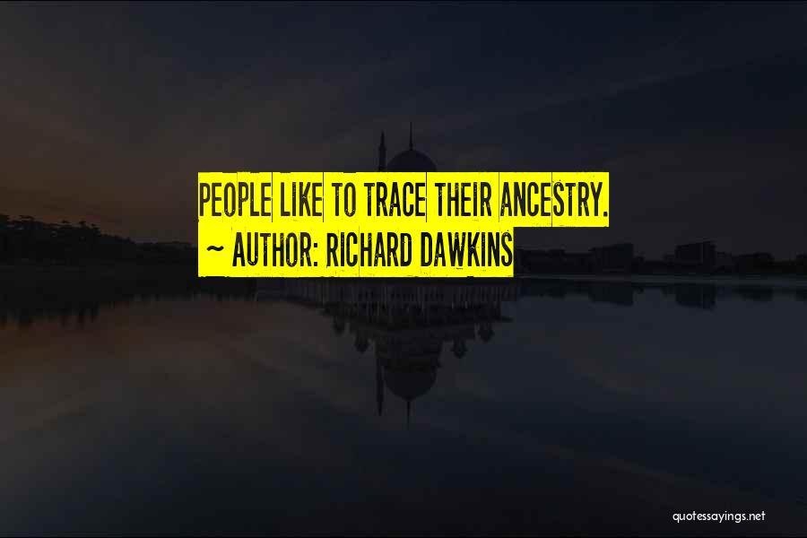 Mama Fratelli Quotes By Richard Dawkins