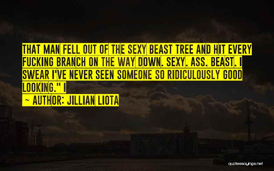 Man And Beast Quotes By Jillian Liota