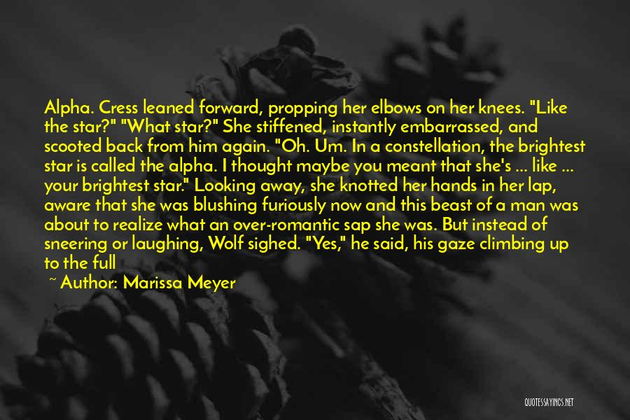 Man And Beast Quotes By Marissa Meyer