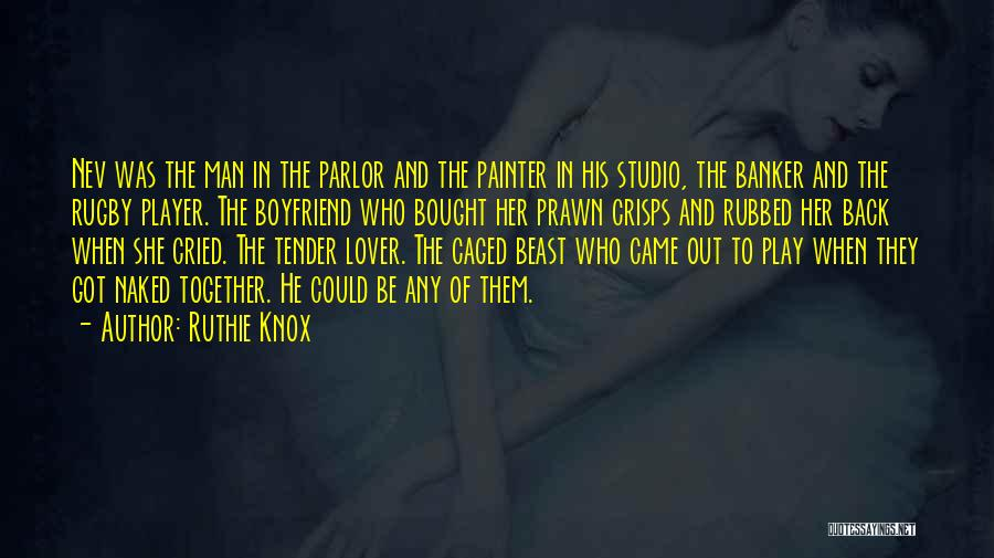 Man And Beast Quotes By Ruthie Knox