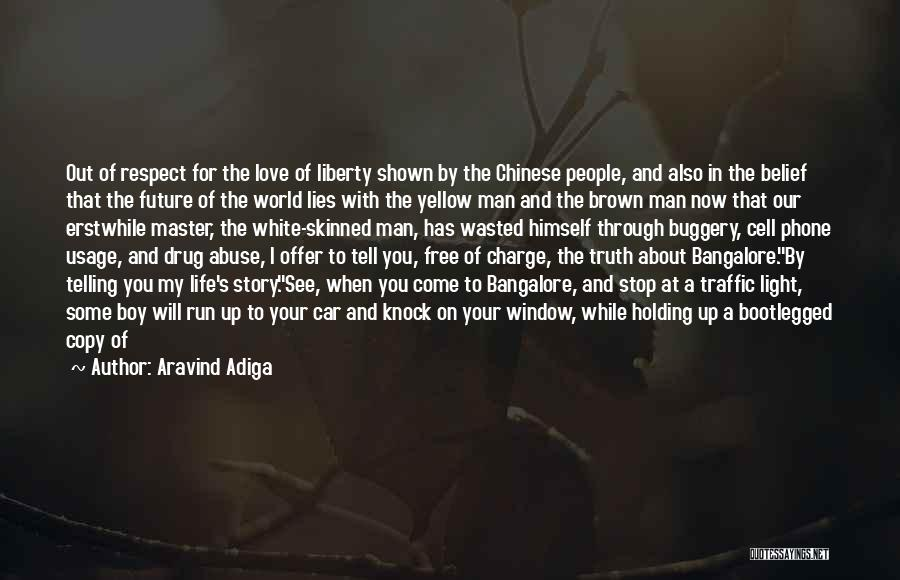 Man And Boy Book Quotes By Aravind Adiga