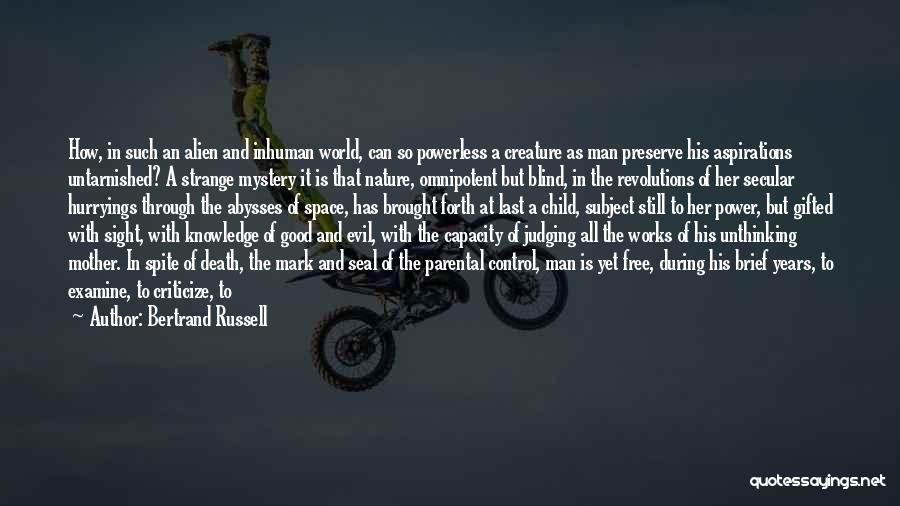 Man Is Free Quotes By Bertrand Russell