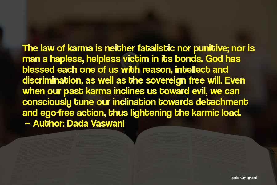 Man Is Free Quotes By Dada Vaswani