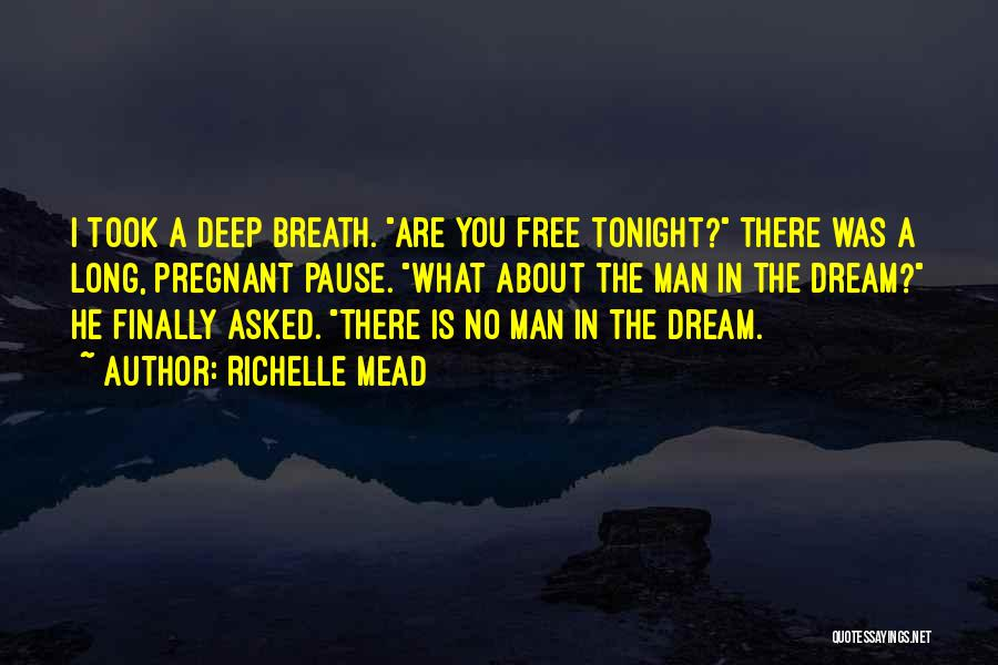 Man Is Free Quotes By Richelle Mead