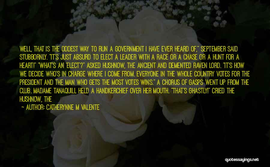 Man Who Cried Quotes By Catherynne M Valente