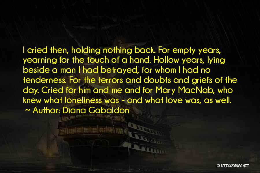 Man Who Cried Quotes By Diana Gabaldon