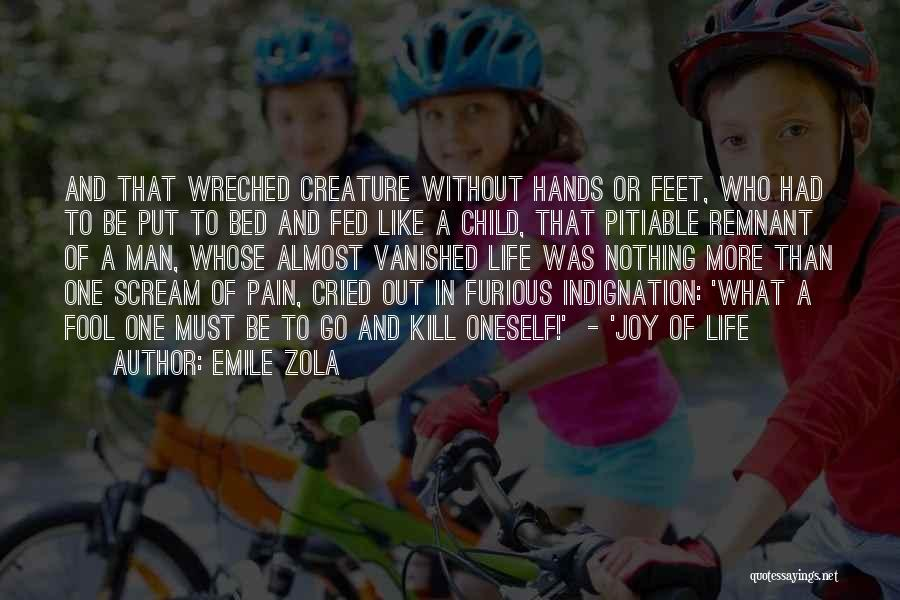 Man Who Cried Quotes By Emile Zola