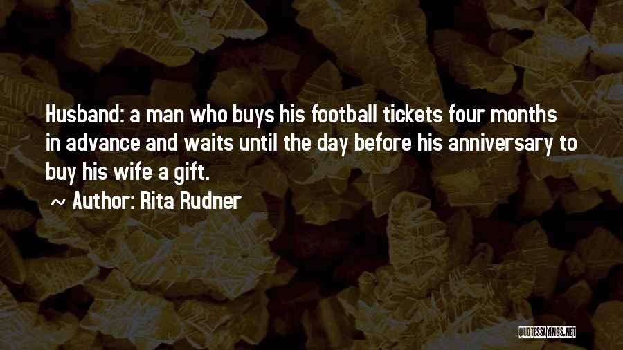 Man Who Waits Quotes By Rita Rudner
