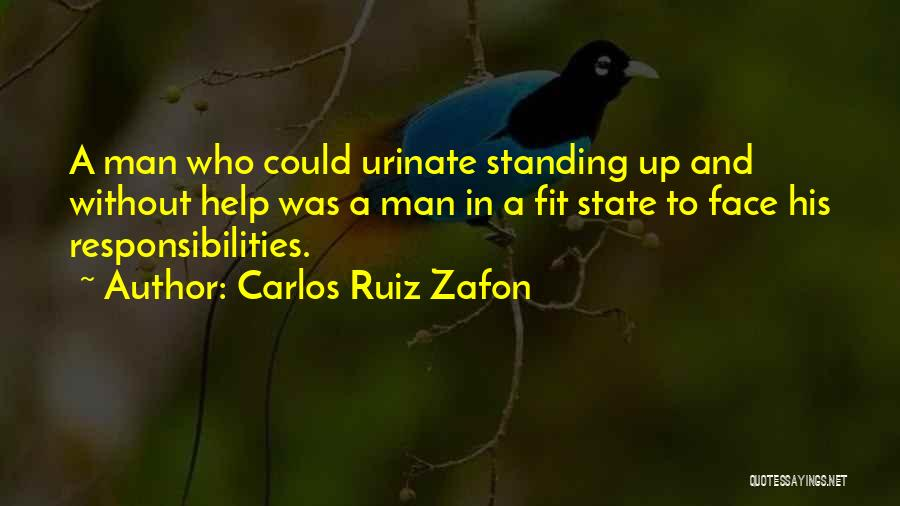Man Without A Face Quotes By Carlos Ruiz Zafon