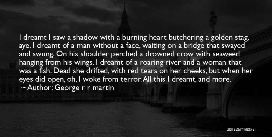 Man Without A Face Quotes By George R R Martin