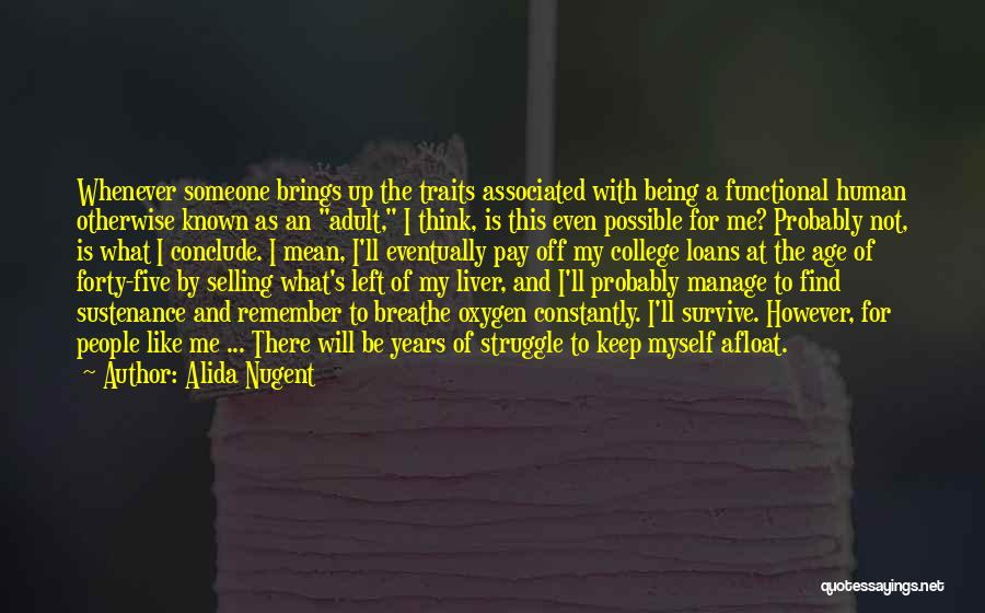 Manage Up Quotes By Alida Nugent