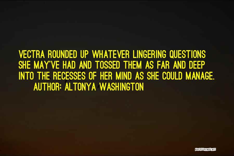 Manage Up Quotes By AlTonya Washington