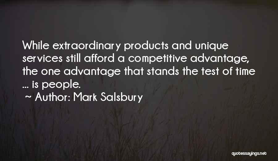 Management Of Resources Quotes By Mark Salsbury