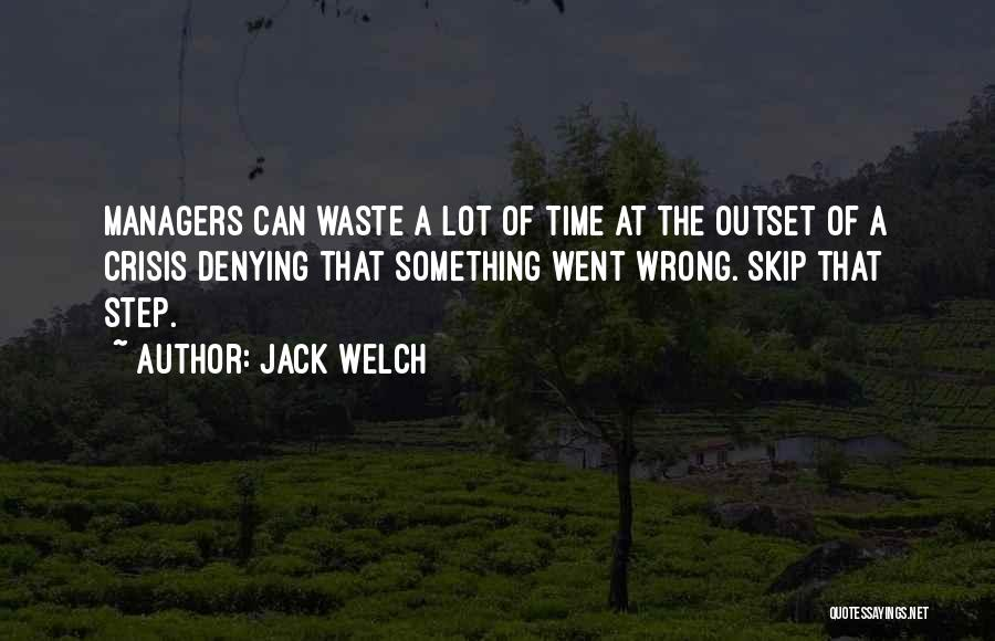 Managers Quotes By Jack Welch