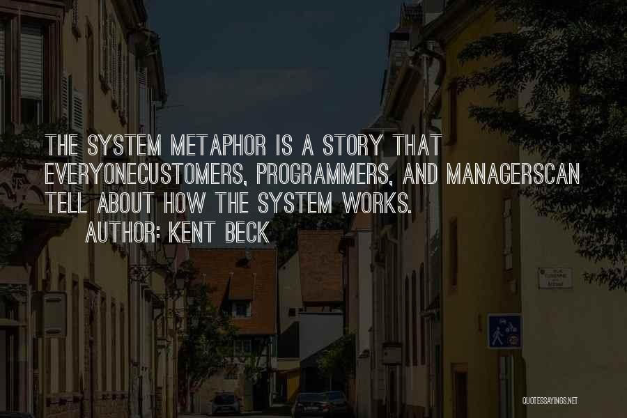 Managers Quotes By Kent Beck