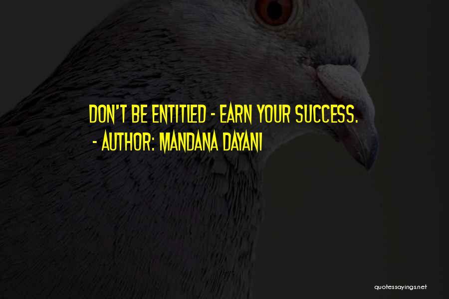 Mandana Dayani Quotes 359663