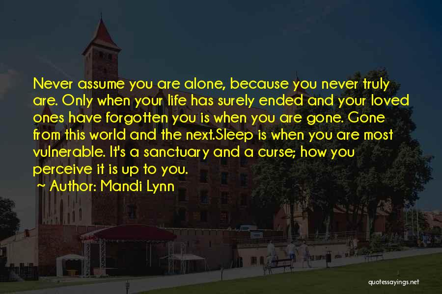 Mandi Lynn Quotes 208368