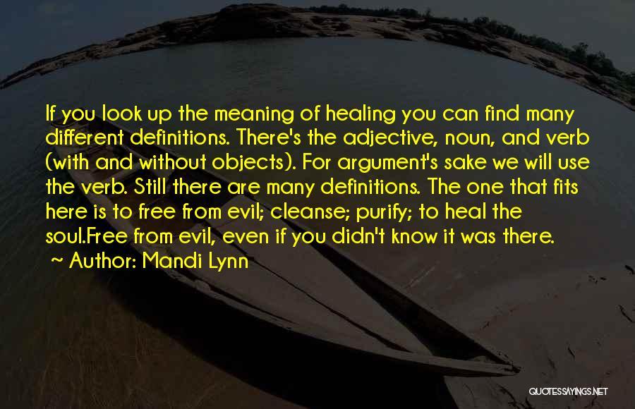 Mandi Lynn Quotes 335414