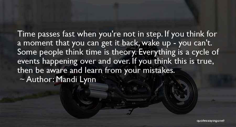 Mandi Lynn Quotes 341003