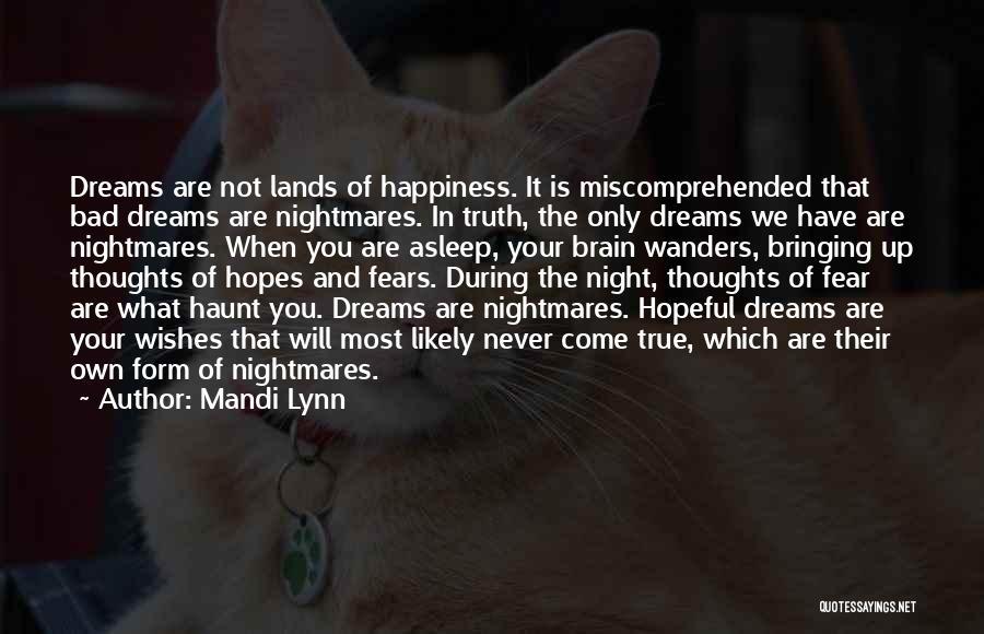 Mandi Lynn Quotes 771893