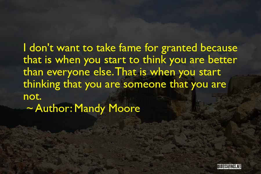 Mandy Moore Quotes 1283006
