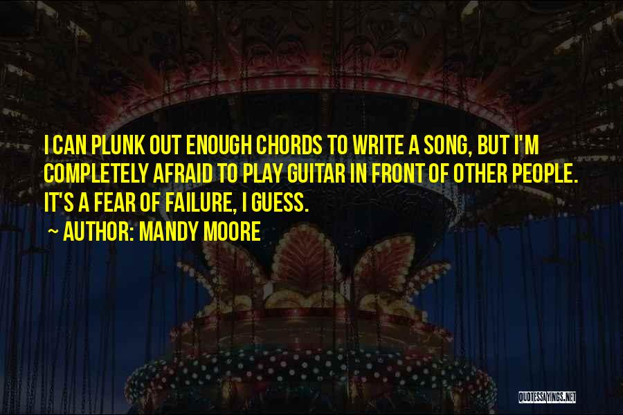 Mandy Moore Quotes 1442718