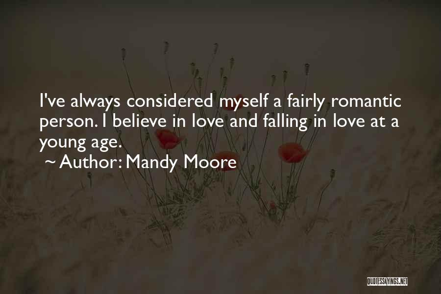 Mandy Moore Quotes 1589187